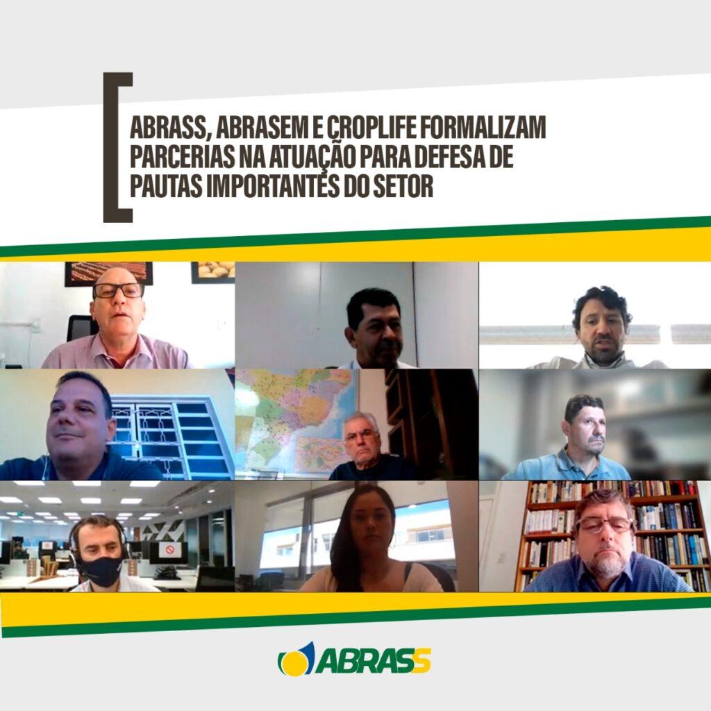Para obter êxito nas demandas reivindicadas as associações definiram que suas equipes trabalharão em comissões coordenadas.